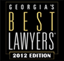 Georgia's Best Lawyers 2012 Edition